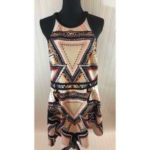 Dresses & Skirts - Women's Tribal Print Dress Size XXL